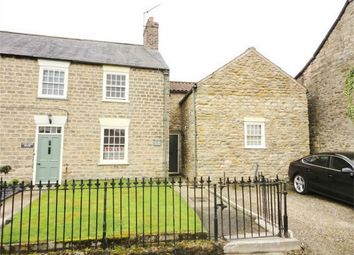 Thumbnail 2 bedroom cottage for sale in Welburn, York