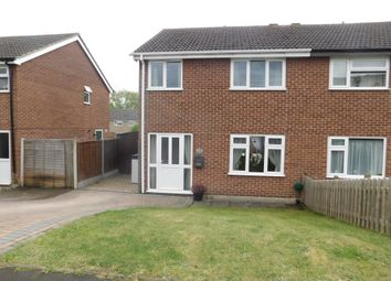 3 Bedrooms Semi-detached house for sale in Fairfield Crescent, Newhall DE11
