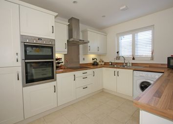 Thumbnail 2 bed end terrace house for sale in North Greenlands, Pennington, Lymington