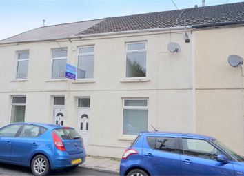 Thumbnail 3 bed terraced house to rent in Ewenny Road, Maesteg, Mid Glamorgan