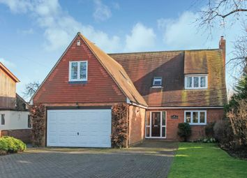 Thumbnail 5 bed detached house for sale in Chequers Lane, Pitstone, Leighton Buzzard