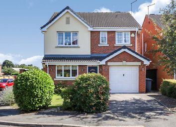 Thumbnail 4 bed detached house for sale in Croft Close, Wombwell, Barnsley, South Yorkshire