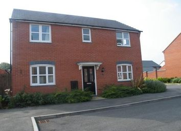 Thumbnail 3 bed detached house to rent in Stonebridge Close, Ibstock