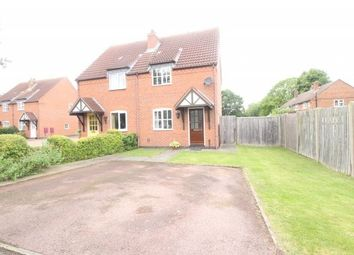 Thumbnail 2 bedroom semi-detached house to rent in School View, Bottesford, Nottingham