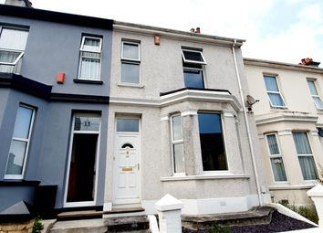3 bed terraced house for sale in Federation Road, Plymouth PL3