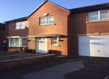 Thumbnail 4 bed detached house to rent in Tom Blower Close, Fernwood School Catchment