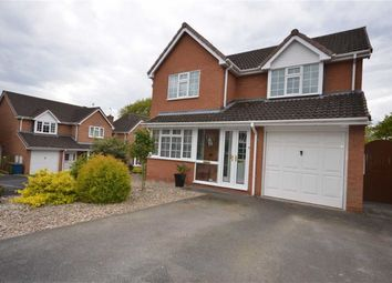 Thumbnail 4 bed detached house for sale in Phillips Close, Stone