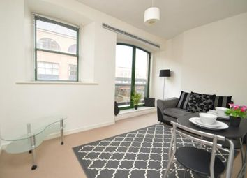 Thumbnail 1 bed flat for sale in The Calls, Leeds, West Yorkshire