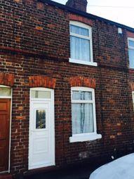 Thumbnail 2 bed terraced house to rent in Lockett Street, Latchford, Warrington