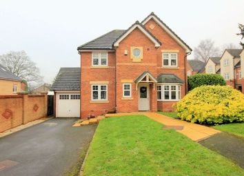 Thumbnail 4 bed detached house for sale in Treacle Row, Silverdale, Newcastle-Under-Lyme