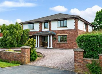 Thumbnail 6 bed detached house for sale in Wood Lane, Heskin, Chorley