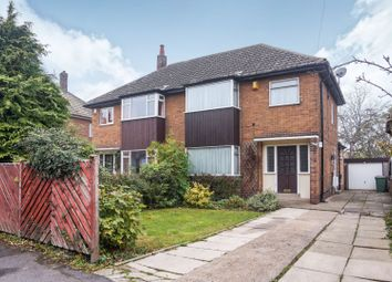 Thumbnail 4 bed semi-detached house for sale in Riverside Villas, Wakefield