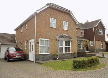 Thumbnail 4 bed detached house for sale in Chiltern Close, Eastbourne