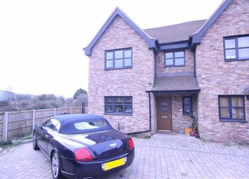 Thumbnail 4 bedroom link-detached house to rent in Wethersfield Way, Wickford, Essex
