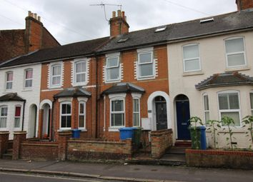 Thumbnail 3 bed terraced house for sale in Alexandra Road, Aldershot