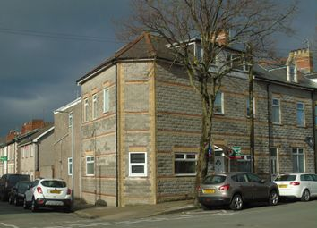 Thumbnail 1 bed flat for sale in Arcot Street, Penarth