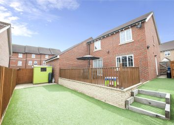 Thumbnail 4 bedroom detached house for sale in Leigh Road, Sittingbourne, Kent