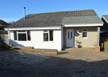 Thumbnail 3 bed bungalow for sale in Greenlydd Close, Niton