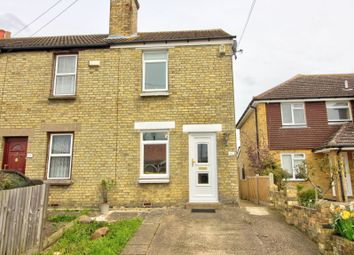 Thumbnail 2 bed end terrace house for sale in Mackenders Lane, Eccles, Aylesford