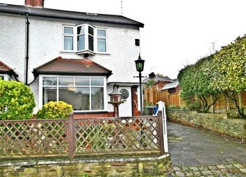 Thumbnail 2 bedroom semi-detached house for sale in Hilton Lane, Prestwich, Manchester