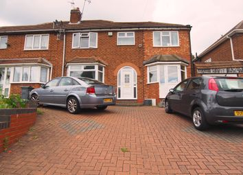 Thumbnail 4 bed semi-detached house for sale in Craythorne Avenue, Handsworth, Birmingham