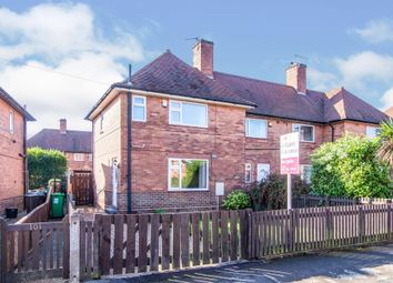3 bed semi-detached house for sale in Beckley Road, Nottingham NG8