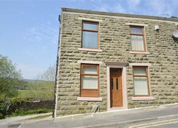 Thumbnail 3 bed end terrace house to rent in Cross Street North, Haslingden, Rossendale