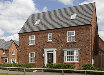 Thumbnail 5 bed detached house for sale in Kielder Gardens, Leyland