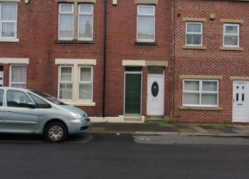 Thumbnail 3 bedroom flat for sale in Charlotte Street, Wallsend