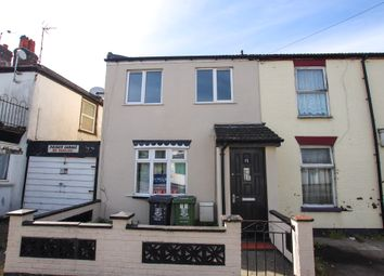 Thumbnail 3 bed end terrace house for sale in St. Nicholas Road, Great Yarmouth