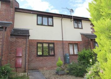 Thumbnail 2 bed terraced house to rent in Wyefield Court, Monmouth, Monmouithshire