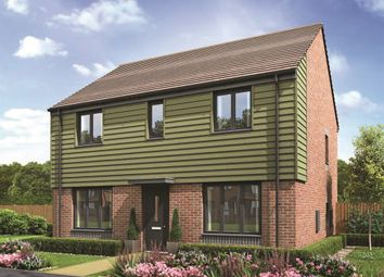 "Thumbnail 4 bed detached house for sale in ""The Chedworth"" at Lawley Drive, Lawley, Telford"