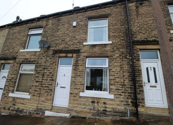 Thumbnail 3 bed terraced house for sale in Gladstone View, Halifax