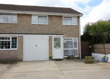 Thumbnail 3 bed semi-detached house for sale in Moat Close, Holbury, Southampton
