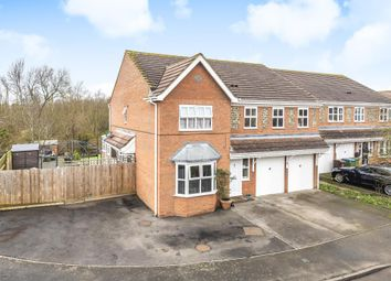 Thumbnail 4 bed detached house for sale in Watermead, Aylesbury