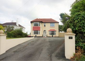 Thumbnail 4 bed detached house for sale in Llanfair Road, Abergele