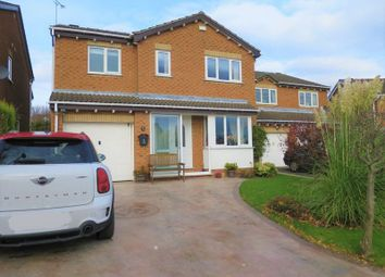 Thumbnail 4 bed detached house for sale in Heatherdale Drive, Tingley, Wakefield