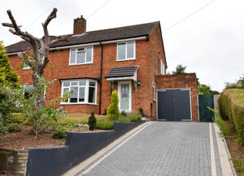 Thumbnail 3 bed semi-detached house for sale in Long Mynd Road, Bournville Village Trust, Northfield, Birmingham