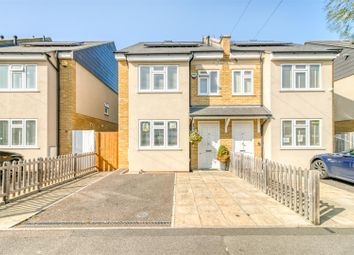 Thumbnail 3 bed semi-detached house for sale in Highfield Road, London
