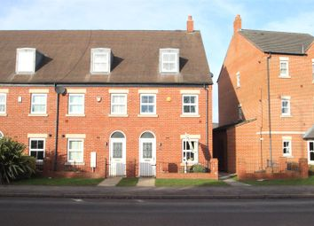 Thumbnail 3 bed town house for sale in Britannia Way, Hadley, Telford