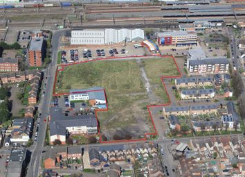 Thumbnail Land for sale in Market Quarter, Craven Road / Railway Terrace, Rugby