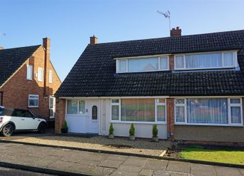 Thumbnail 4 bed semi-detached house for sale in Harkness Way, Hitchin