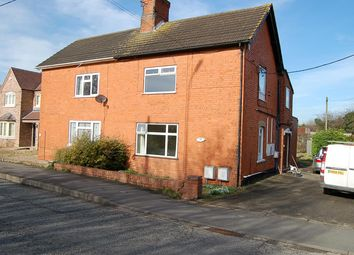 Thumbnail 2 bed flat to rent in Sleaford Road, Heckington, Sleaford