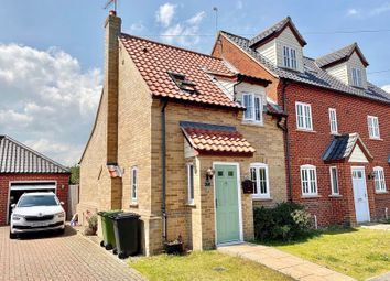 Thumbnail 2 bed terraced house for sale in North Market Road, Winterton-On-Sea, Great Yarmouth