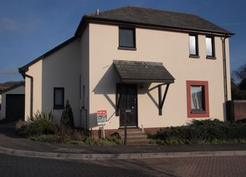 Thumbnail 3 bed detached house to rent in Ashton Crescent, Braunton