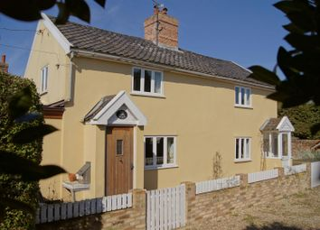Thumbnail 4 bed cottage for sale in Hawk End Lane, Elmswell, Bury St. Edmunds
