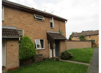 Thumbnail 2 bed end terrace house to rent in , Goldsworth Park, Woking