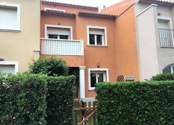 Thumbnail 4 bed town house for sale in La Xara, Dénia, Alicante, Valencia, Spain