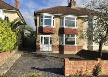 Thumbnail 3 bed semi-detached house for sale in Monmouth Avenue, Spa Area, Lodmoor
