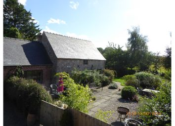 Thumbnail 4 bedroom barn conversion for sale in Haughton, Oswestry